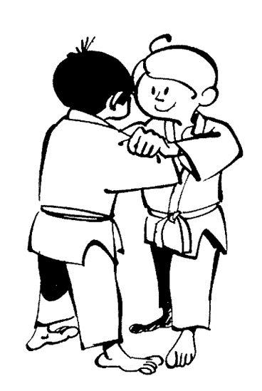 Judo adaptés pour autistes
